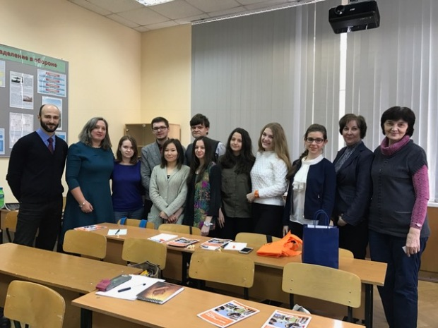 elspeth-slayter-lecture-at-russian-new-university