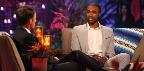 "Mr. DeMario Jackson discusses the controversial season of ""Bachelor in Paradise"" with Bachelor franchise host Chris Harrison"