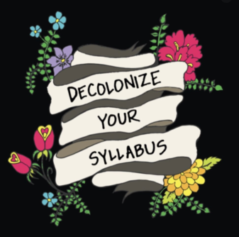 Decolonize your syllabus